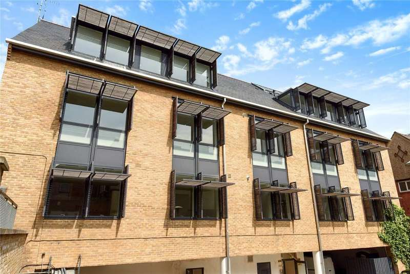 1 Bedroom Flat for sale in Quantic House, 135 Salusbury Road, Queens Park, London, NW6