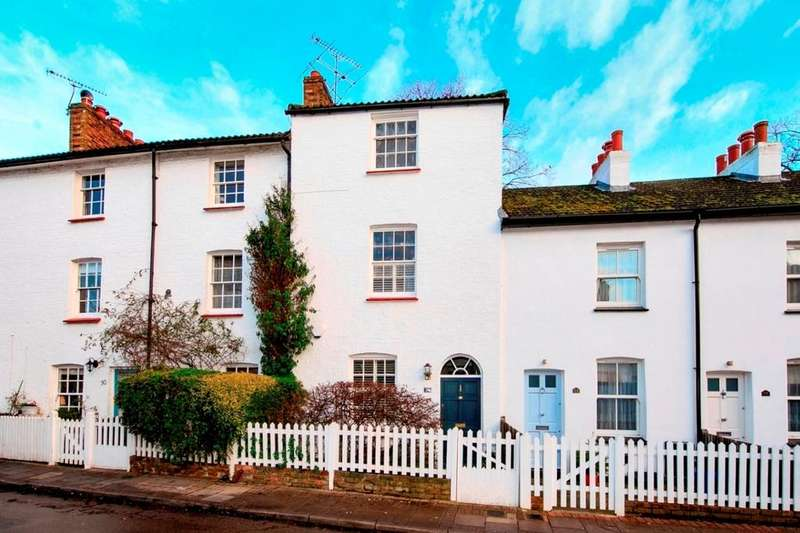 3 Bedrooms House for sale in Ham Street, Ham
