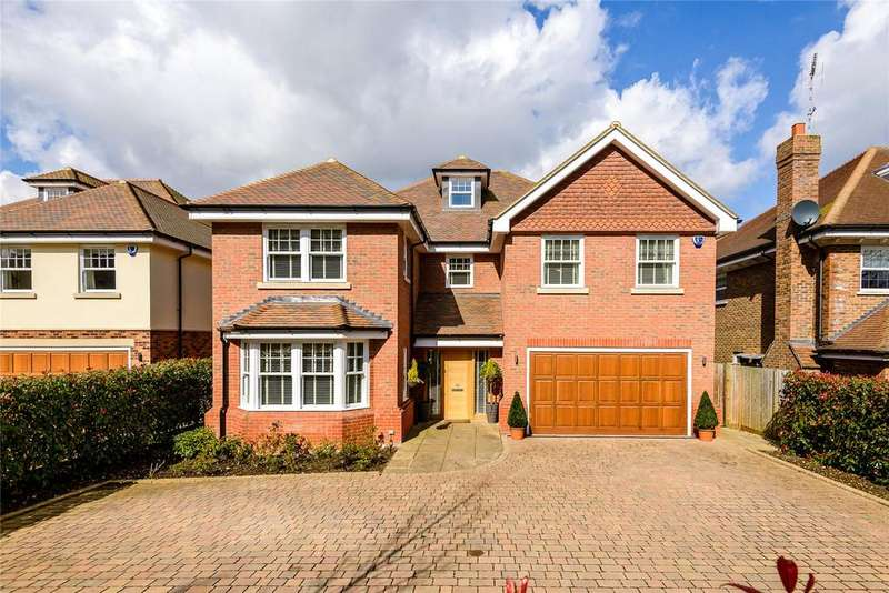 6 Bedrooms Detached House for sale in Oakfield Road, Harpenden, Hertfordshire, AL5