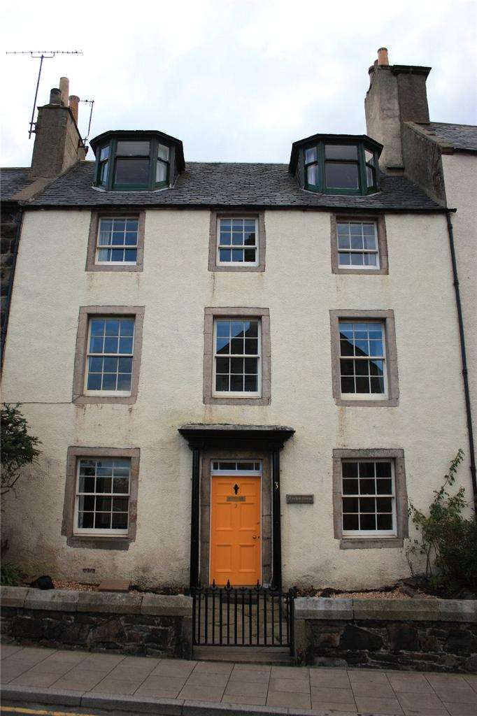 4 Bedrooms Terraced House for sale in 3 High Street, Banff, Aberdeenshire, AB45