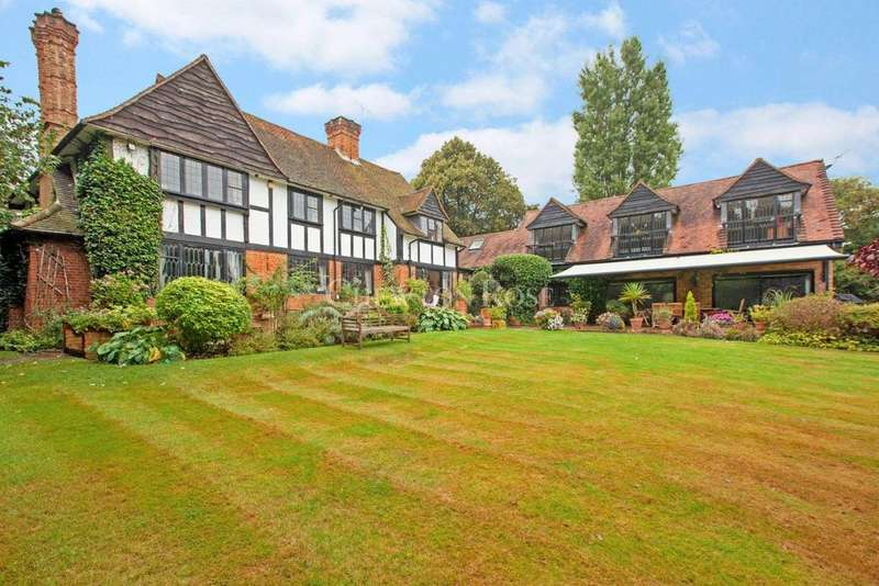 5 Bedrooms Detached House for sale in Bray, Maidenhead