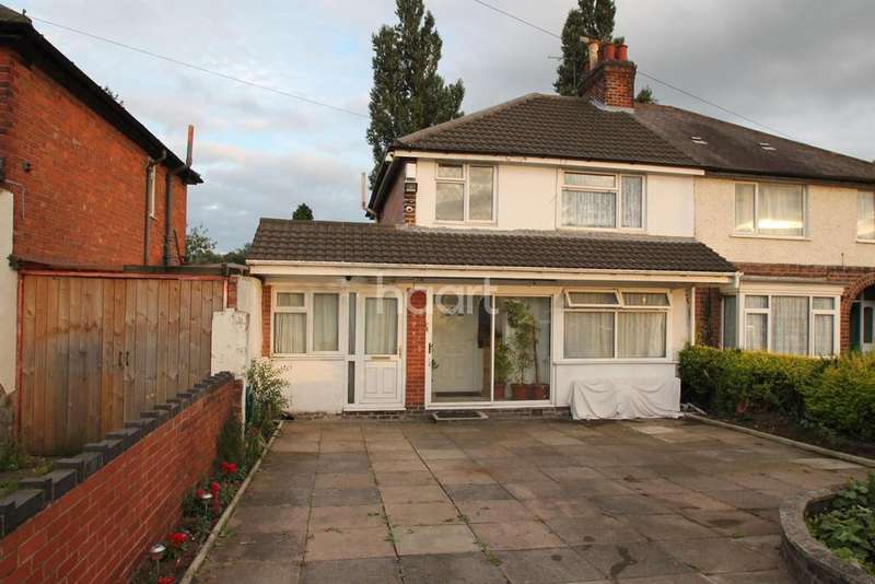 4 Bedrooms Semi Detached House for sale in Narborough Road South, Leicester
