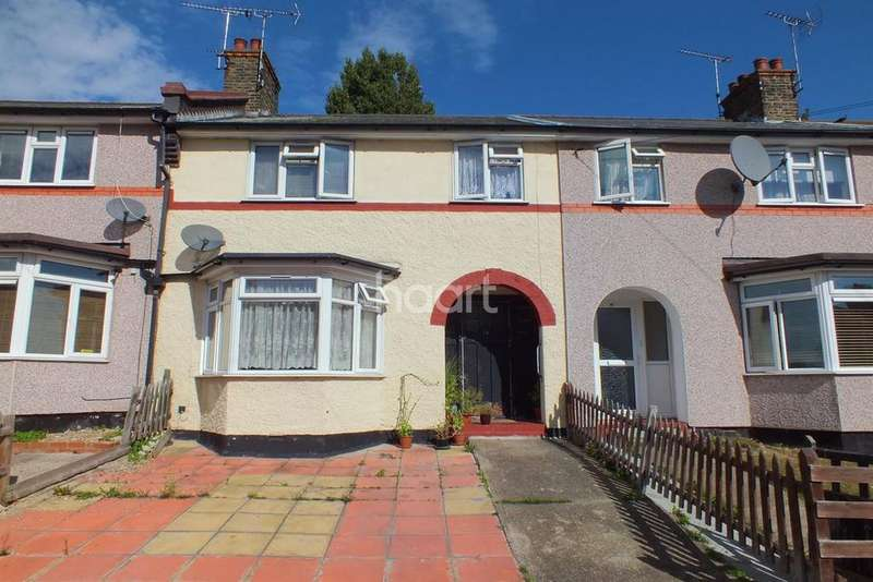 3 Bedrooms Terraced House for sale in Kent Avenue, Leigh-On-Sea