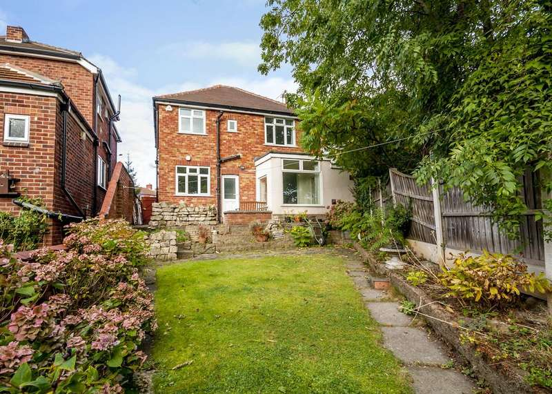 3 Bedrooms Detached House for sale in 3 Hall Flat Lane, Balby, Doncaster, DN4 8PT
