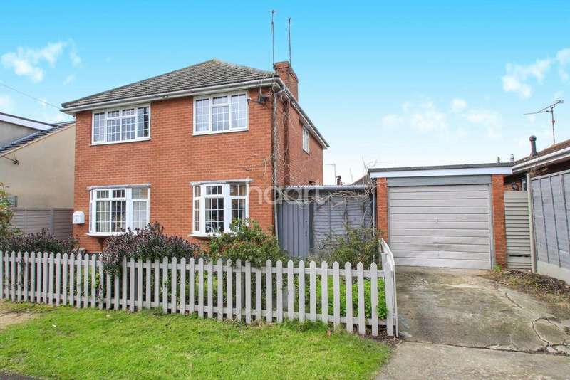 4 Bedrooms Detached House for sale in Van Diemens Pass, Canvey Island