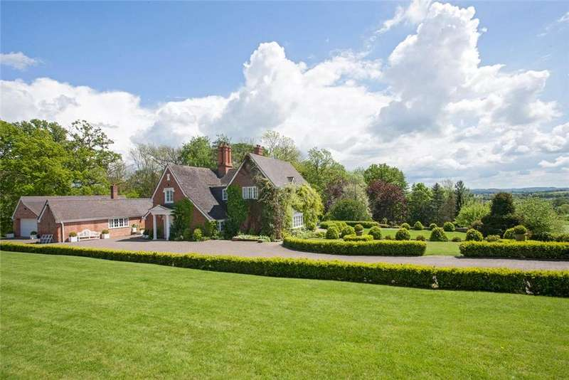 6 Bedrooms Detached House for sale in Warwick Road, Stratford-upon-Avon, Warwickshire, CV37