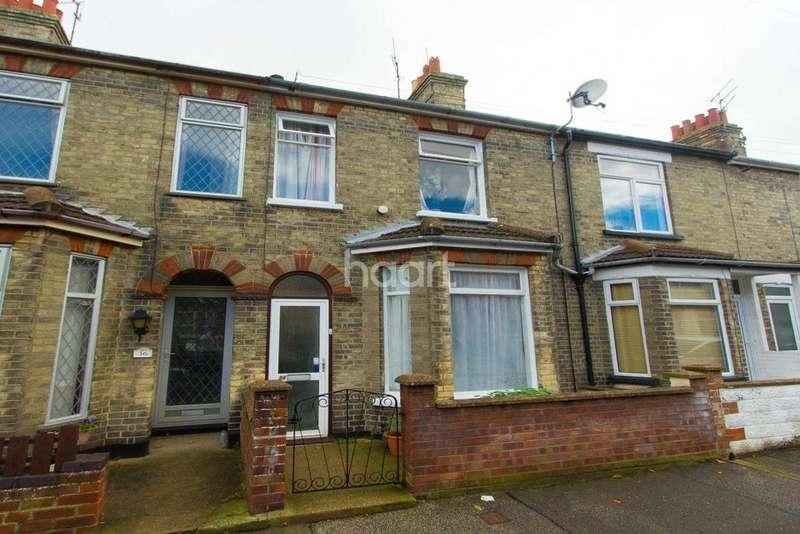 3 Bedrooms Terraced House for sale in John Street, Lowestoft