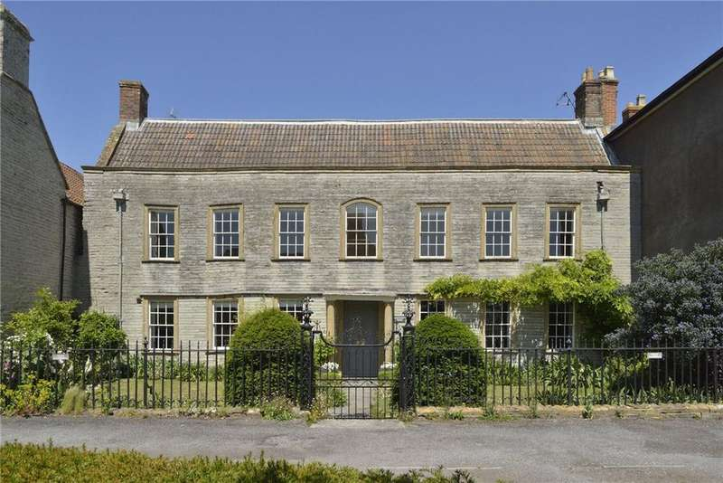 5 Bedrooms House for sale in Cow Square, Somerton, Somerset, TA11