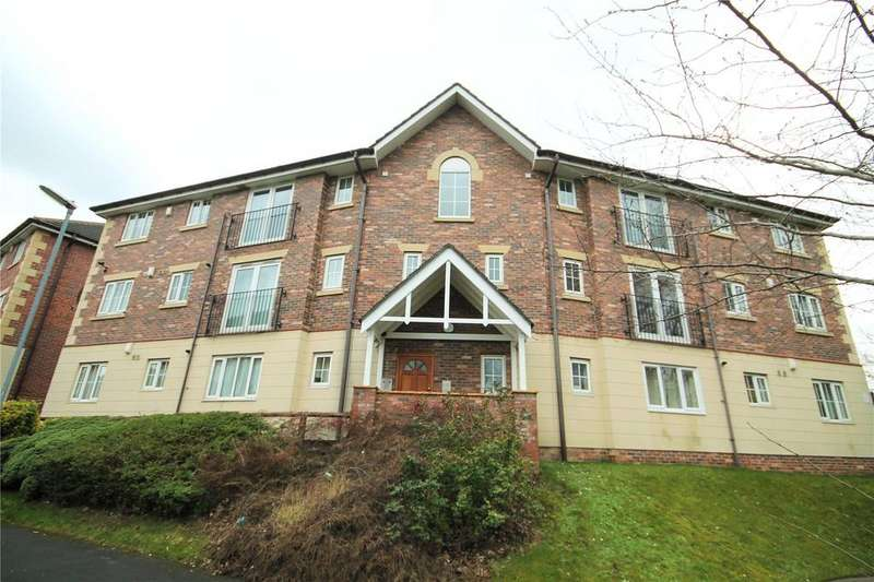 2 Bedrooms Apartment Flat for sale in Valley Grove, Lundwood, Barnsley, South Yorkshire, S71