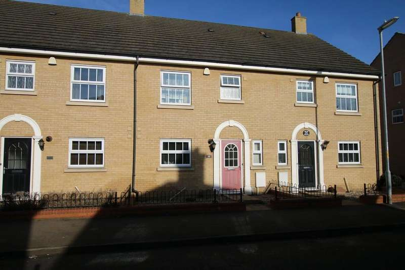 4 Bedrooms Town House for sale in Station Street, Chatteris