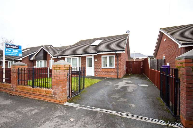 2 Bedrooms Semi Detached Bungalow for sale in Runton Road, Woolton, Liverpool, L25