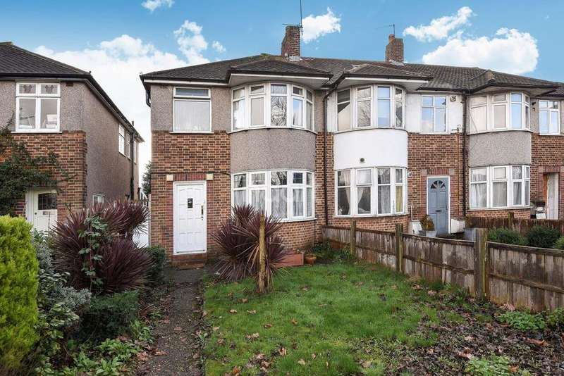 2 Bedrooms Flat for sale in Bushey Road, Raynes Park, London SW20