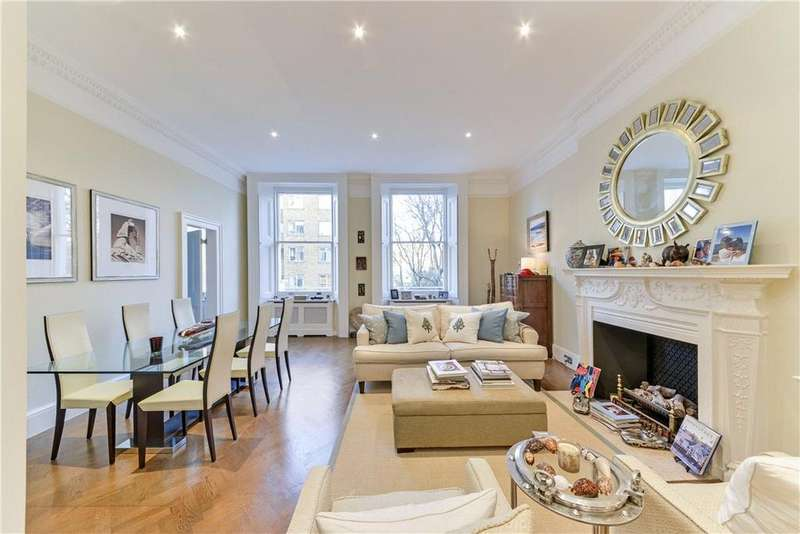 2 Bedrooms Flat for sale in Queen's Gate Gardens, South Kensington, London, SW7