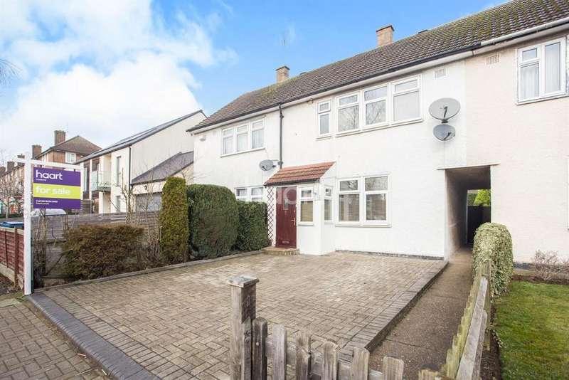 3 Bedrooms Terraced House for sale in Long Elmes, Harrow, HA3