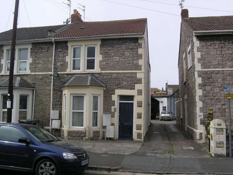 2 Bedrooms Apartment Flat for sale in George Street, Weston-super-Mare