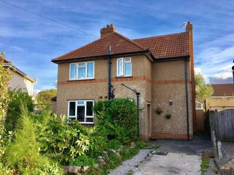 4 Bedrooms Semi Detached House for sale in Belgrave Road, Weston-super-Mare