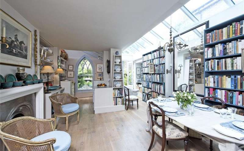 3 Bedrooms Terraced House for sale in Montefiore Street, Battersea, SW8