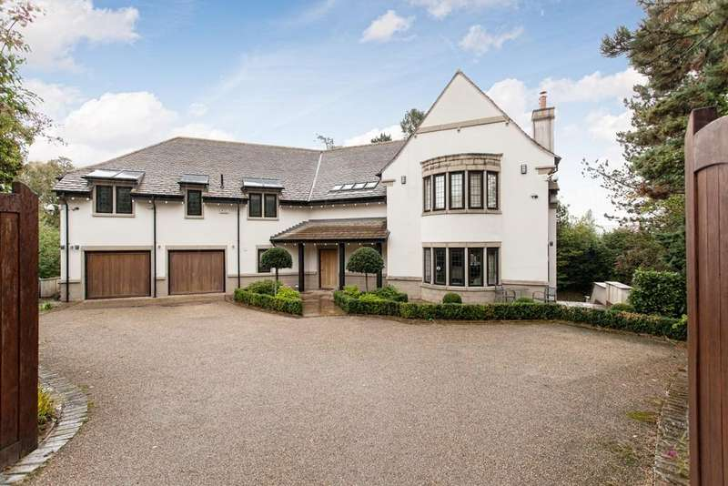 4 Bedrooms Detached House for sale in Dale Head Road, Prestbury