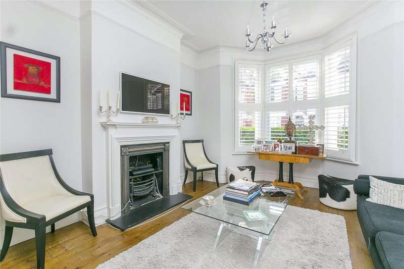 5 Bedrooms Terraced House for sale in Manchuria Road, Battersea, London, SW11