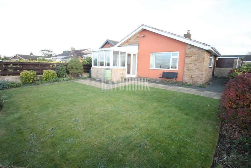 3 Bedrooms Bungalow for sale in Melrose Close, Thurcroft