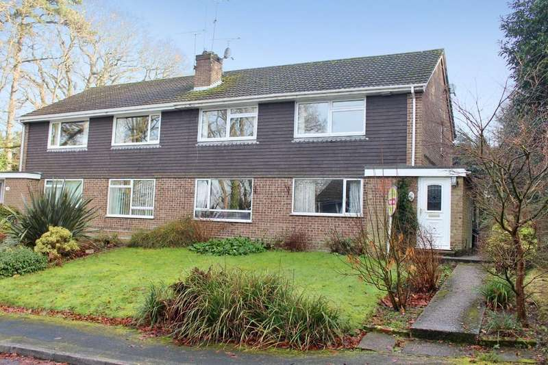 2 Bedrooms Maisonette Flat for sale in Fairview Close, Hythe