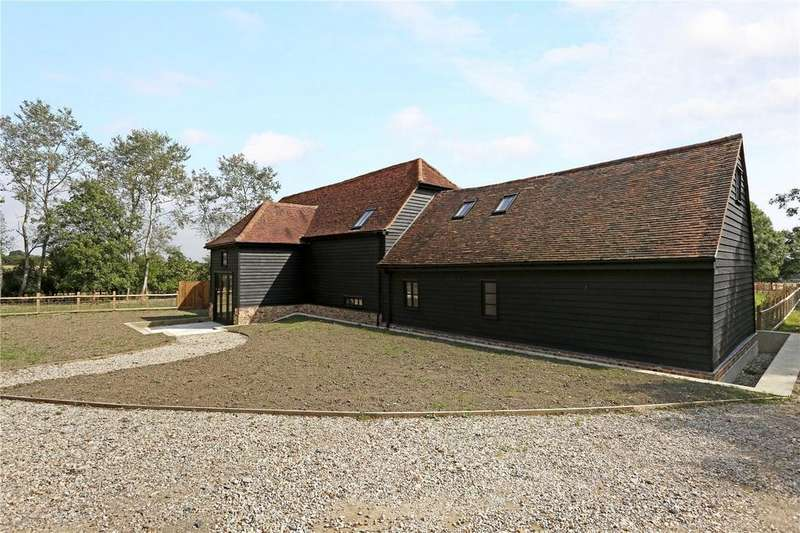 4 Bedrooms Detached House for sale in London Road, Stanford Rivers, Ongar, Essex, CM5