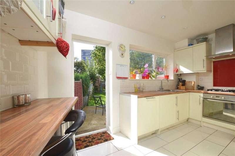 3 Bedrooms Terraced House for sale in Sudbury Crescent, Wembley, HA0