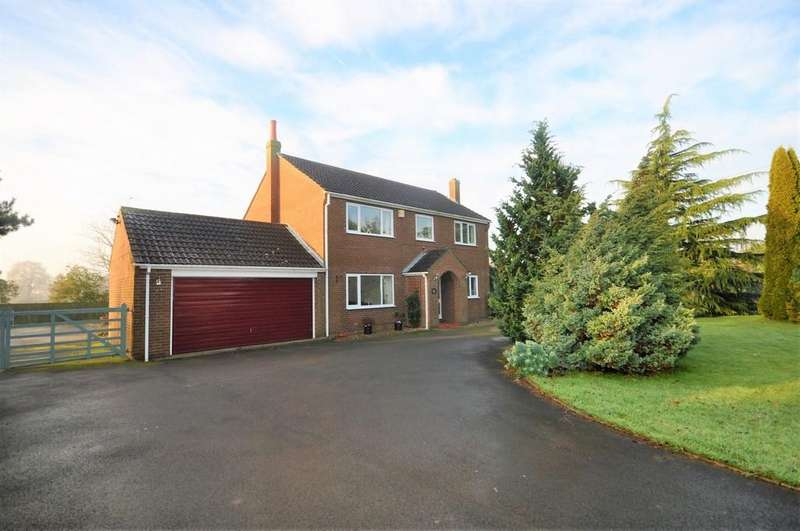 4 Bedrooms Detached House for sale in Main Street, Great Heck