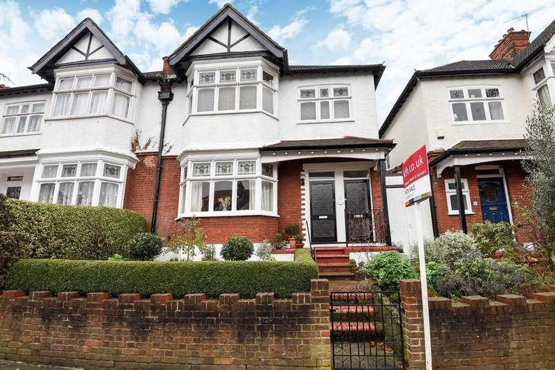 2 Bedrooms Flat for sale in Kirkstall Road, Streatham Hill, SW2