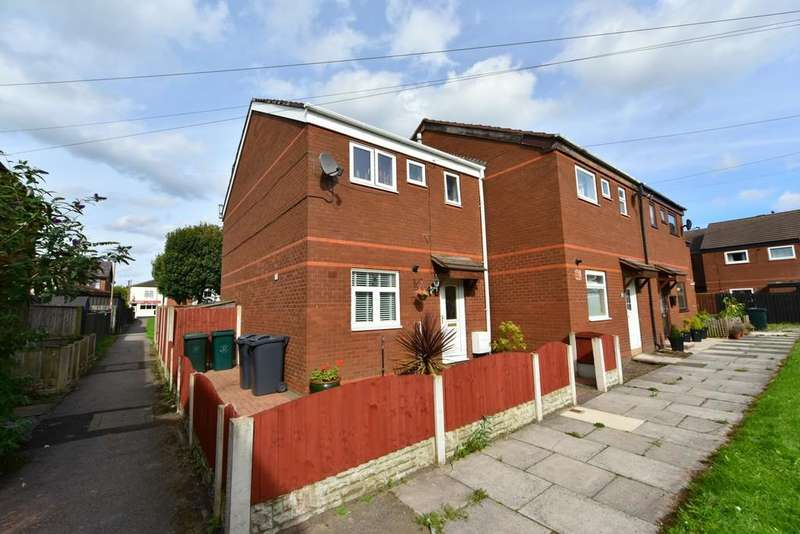 3 Bedrooms End Of Terrace House for sale in Marchbank Road, Old Skelmersdale