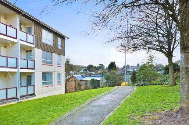 2 Bedrooms Flat for sale in Williams Court, Buckfastleigh, Devon