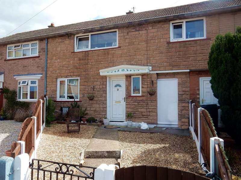 3 Bedrooms Terraced House for sale in Beverley Rise, Carlisle