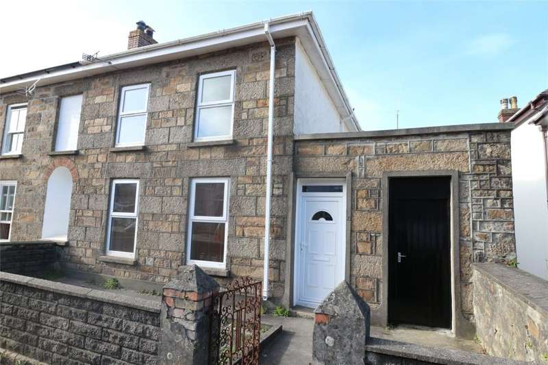 4 Bedrooms Terraced House for sale in South Terrace, Camborne, Cornwall