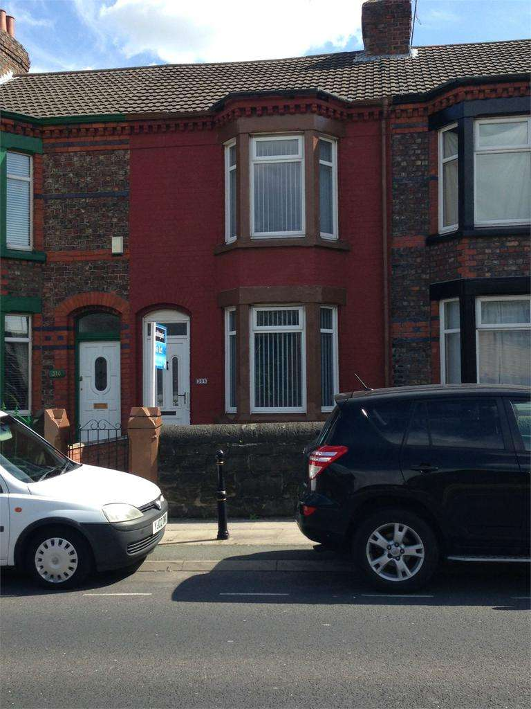 3 Bedrooms Terraced House for sale in Hawthorne Road, Bootle, Liverpool, L20