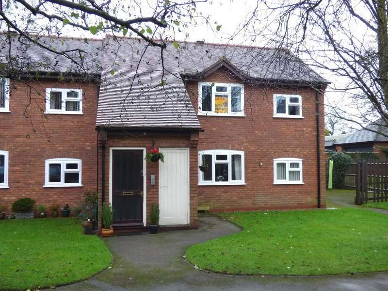2 Bedrooms Apartment Flat for sale in Barton Lodge, Station Road, Barton under Needwood