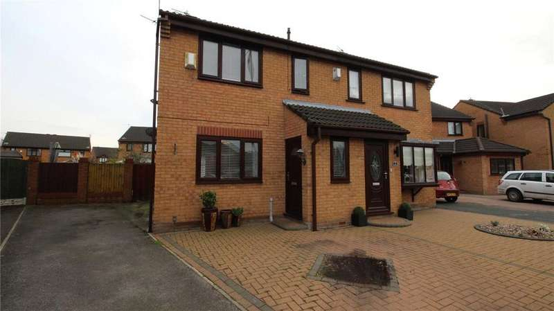3 Bedrooms Semi Detached House for sale in Belfry Close, Liverpool, Merseyside, L12