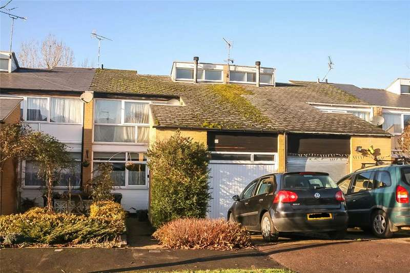 3 Bedrooms Terraced House for sale in Westly Wood, Welwyn Garden City, Hertfordshire