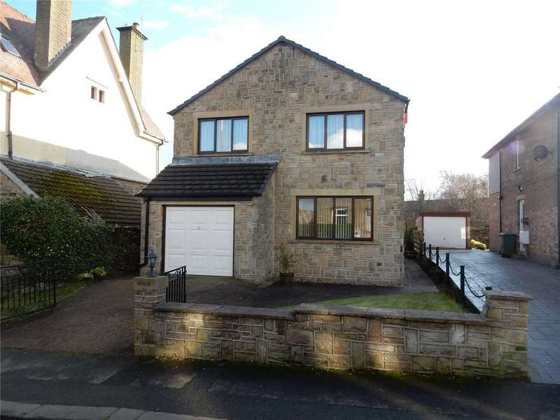 4 Bedrooms Detached House for sale in Moor Lane, Netherton, Huddersfield, HD4