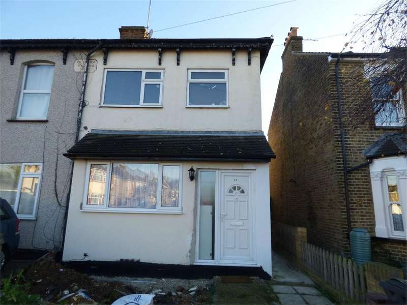 2 Bedrooms Maisonette Flat for sale in Mandeville Road, Enfield, Greater London, UK, EN3