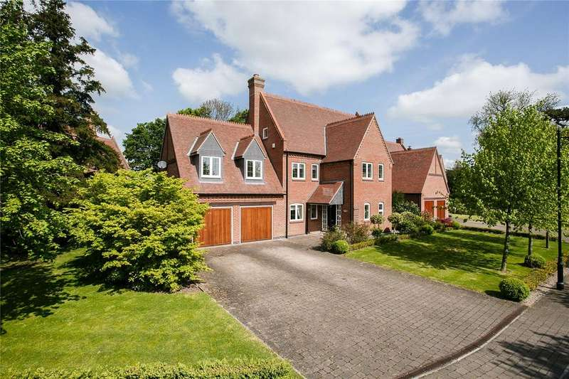 6 Bedrooms Detached House for sale in Bunny Hall Park, Bunny, Nottingham