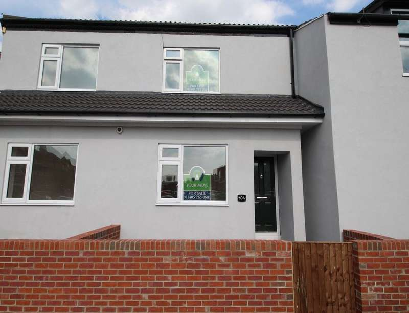 2 Bedrooms Flat for sale in Burlington Crescent, Goole, DN14