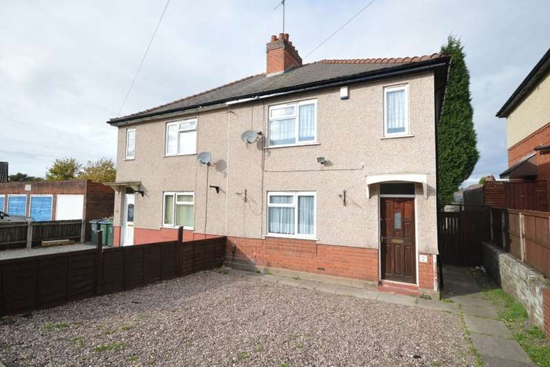 3 Bedrooms Semi Detached House for sale in Codsall Road, Cradley Heath, B64