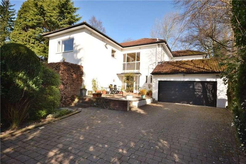 5 Bedrooms Detached House for sale in Alwoodley Lane, Alwoodley, Leeds