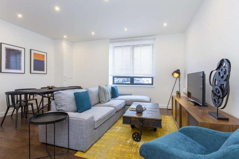 3 Bedrooms Apartment Flat for sale in Maltlock Apartments, E14