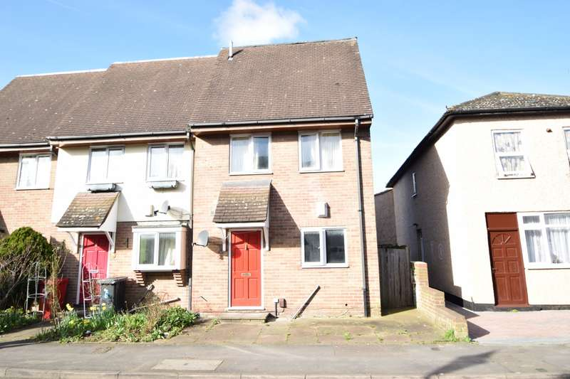2 Bedrooms End Of Terrace House for sale in Bisham Court, Park Street, Slough, SL1