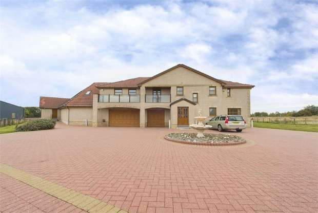 4 Bedrooms Detached House for sale in Auchentibber Road, Blantyre, Glasgow, South Lanarkshire