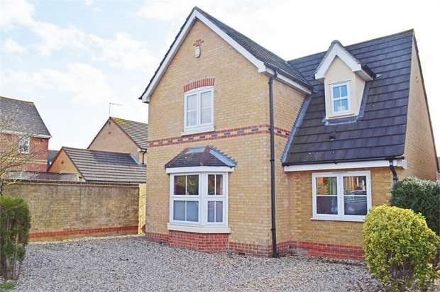 4 Bedrooms Detached House for sale in Wallace Drive, Wickford, Essex