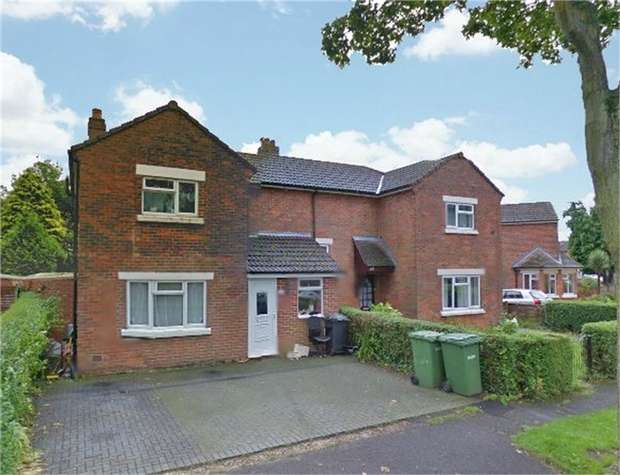 4 Bedrooms Semi Detached House for sale in Lawn Road, Eastleigh, Hampshire