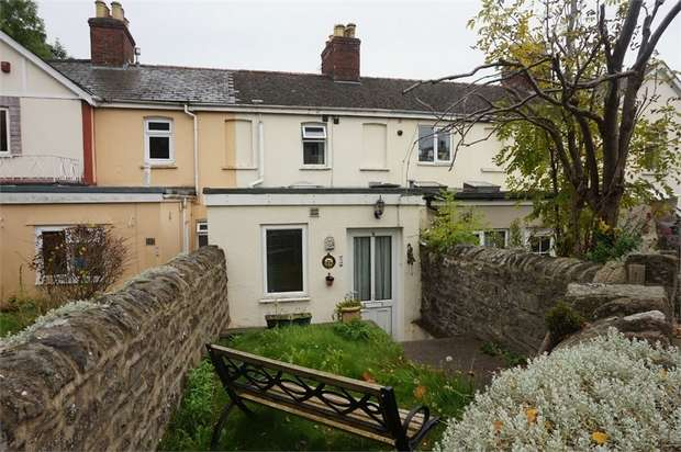 2 Bedrooms Terraced House for sale in Old Junction Cottages, Grosvenor Road, Abergavenny, Monmouthshire