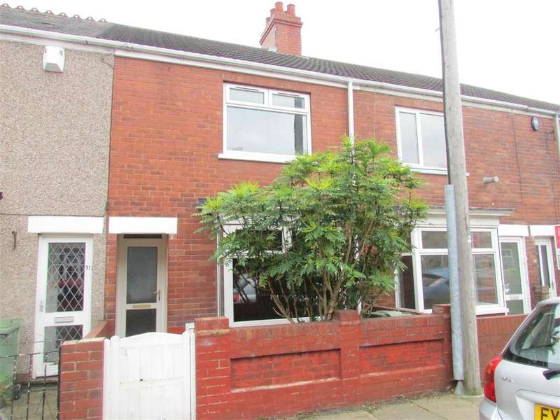 3 Bedrooms Terraced House for sale in Lancaster Avenue, Grimsby, Lincolnshire, DN31